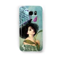 In the Butterfly Garden Samsung Galaxy Case/Skin