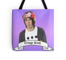 Dan Howell the cringe king Tote Bag