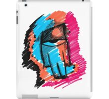 Am here iPad Case/Skin