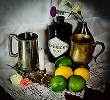Tankards of Gin by DonDavisUK