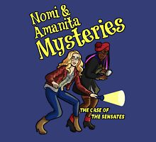 Nomi and Amanita Mysteries Unisex T-Shirt