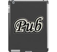 Pub 3 layers iPad Case/Skin