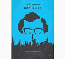 No146 My Manhattan minimal movie poster Unisex T-Shirt
