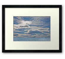 Day 2 - Water Framed Print