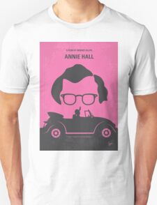 No147 My Annie Hall minimal movie poster Unisex T-Shirt