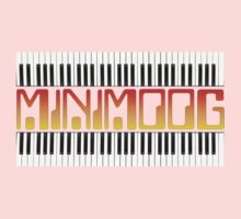 Vintage Minimoog  Synth Kids Tee