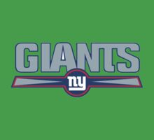 New York Giants logo 1 Kids Tee