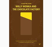 No149 My willy wonka and the chocolate factory minimal movie poster T-Shirt