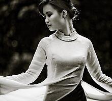 Ao Dai dance by Thomas Jeppesen