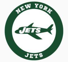 New York Jets logo Baby Tee