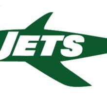 New York Jets logo Sticker
