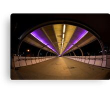 Tunnel of ... Canvas Print