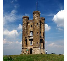 Broadway Tower Photographic Print