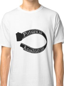 future is analogue Classic T-Shirt