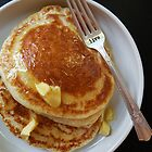 Flipping Pancakes by MsGourmet