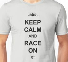Keep Calm And Carry On Graphic Tees! Unisex T-Shirt