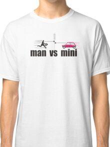man vs mini Classic T-Shirt