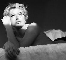 Dreaming wide awake  by Laura Balc
