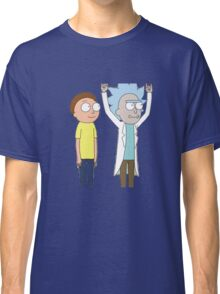 Tiny Rick and Morty Classic T-Shirt