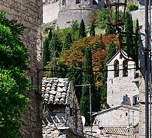 Rocca Maggiore by Blagnys