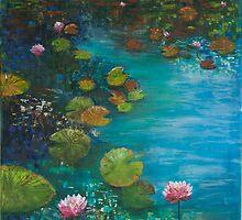 cool reflections...... by Gigi Guimbeau
