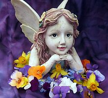 Spring Fairy by suzannem73