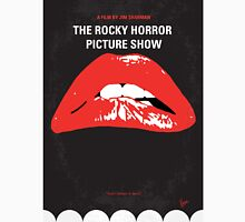 No153 My The Rocky Horror Picture Show minimal movie poster Unisex T-Shirt