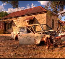 Rural Decay by Peter Rattigan