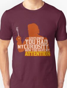 Django Unchained - Calvin Candie: Now You Have My Attention Unisex T-Shirt