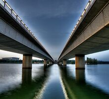 Commonwealth Bridge by Christopher Meder Photography