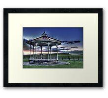 St Andrews Bandstand Framed Print