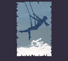 Ornamental shadowplay II. - acrylic on canvas Unisex T-Shirt