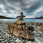 Inukshuk by Bluesoul Photography