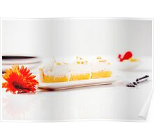 Lemon Meringue Pie Poster
