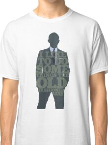Skyfall - James Bond: The Old Fashioned Way Classic T-Shirt