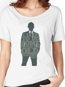 Skyfall - James Bond: The Old Fashioned Way Women's Relaxed Fit T-Shirt