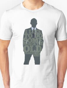 Skyfall - James Bond: The Old Fashioned Way T-Shirt