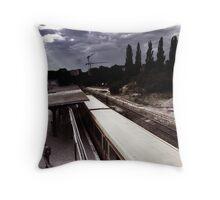Ostkreuz Throw Pillow
