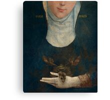 Mouse Mother Canvas Print