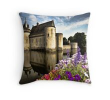 Loire Vally Dordogne 1 Throw Pillow