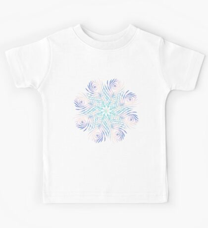 Peacock feathers / Mandala Kids Clothes