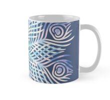 Peacock feathers / Mandala Mug