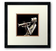 Metal Band ~ Part One Framed Print