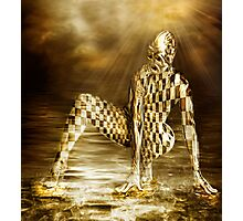 The Midas Touch Photographic Print