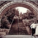Garden Shoot- arch by oddoutlet