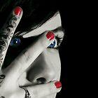 Hear no evil, Speak no evil....  by Sally Green