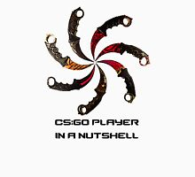 CS:GO - Typical player Unisex T-Shirt