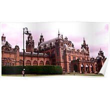 Kelvingrove Art Gallery & Museum Glasgow Poster