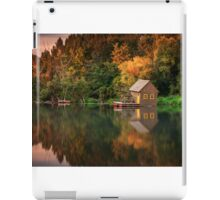 The small watermill iPad Case/Skin