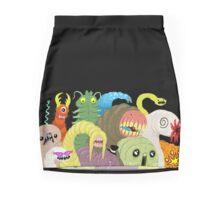 Worms Mini Skirt